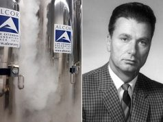 Arizona cryogenics firm sued