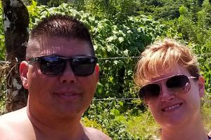 23ft: Wyoming couple die in Costa Rica waterfall tragedy