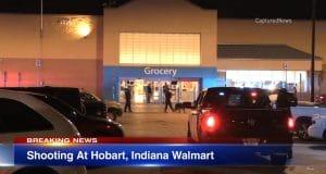 Hobart Walmart shooting