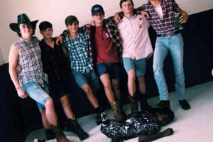 Just a joke? White Alabama high school students post photo of them standing on black student
