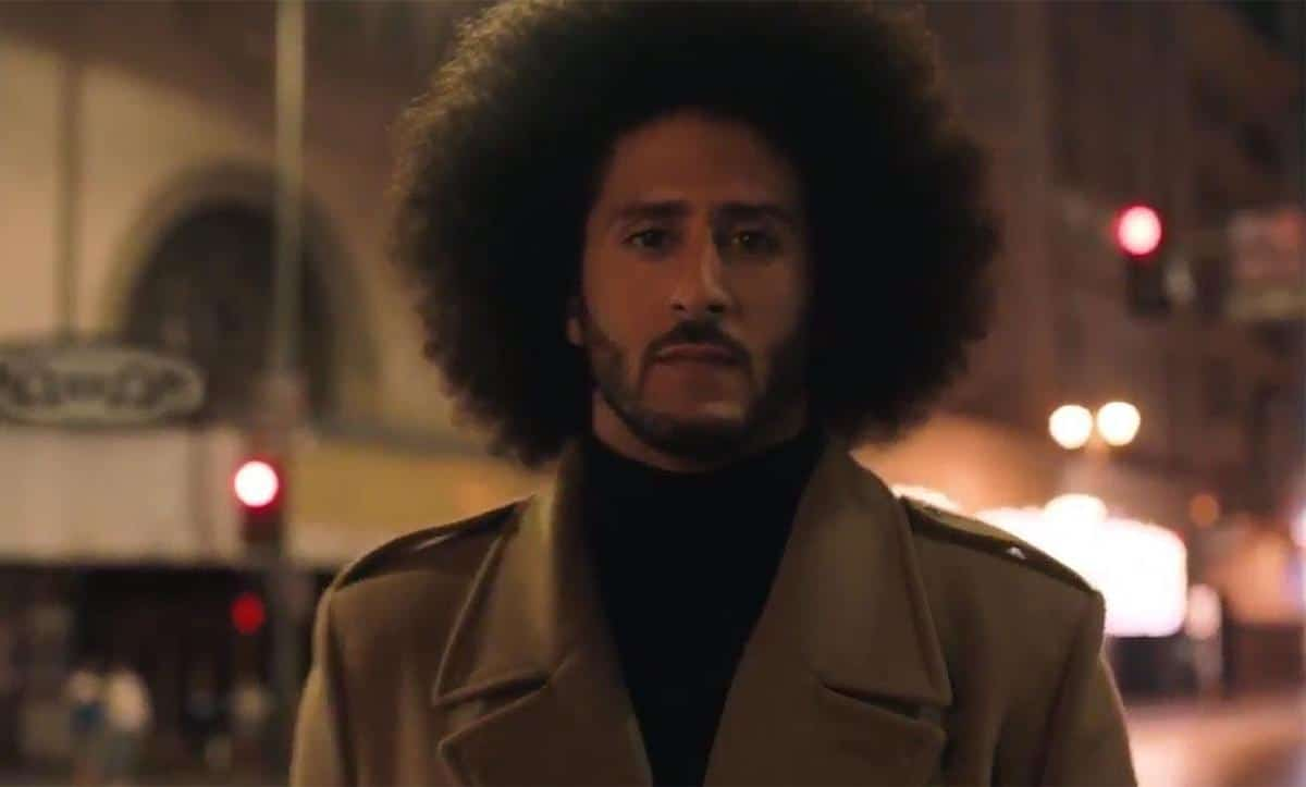 Nike Colin Kaepernick Just do it ad