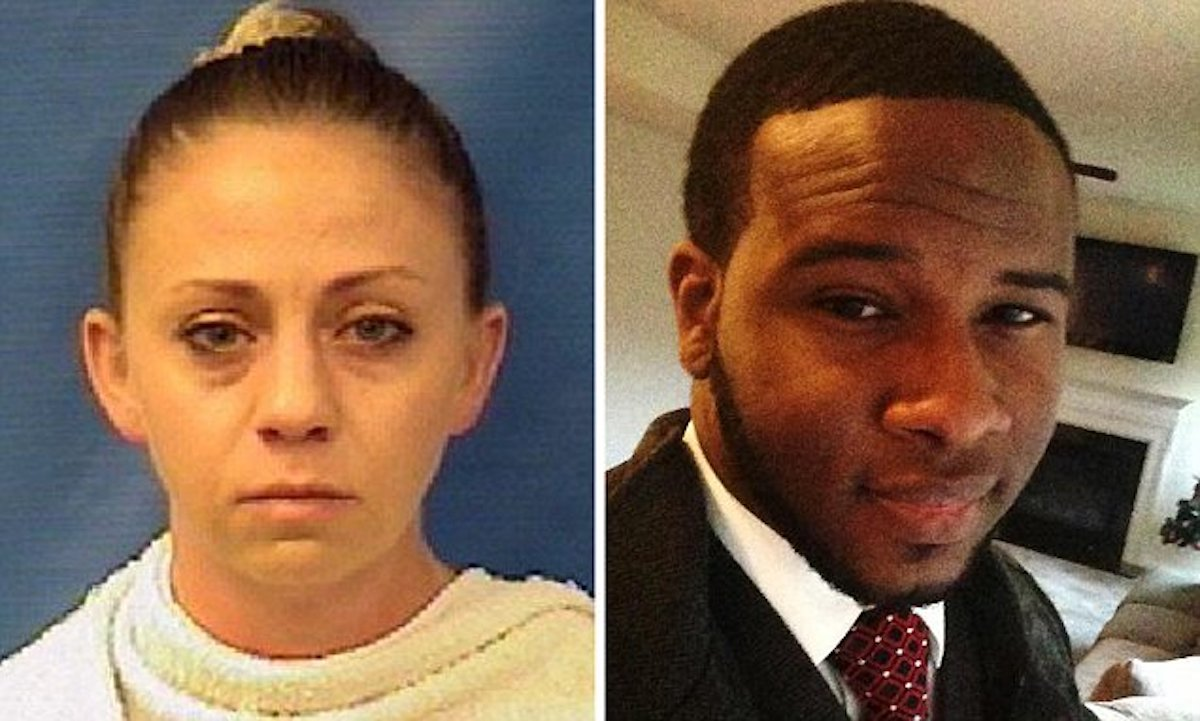 Officer Amber Guyger