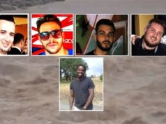 Costa Rica Bachelor Party rafting trip victims identified.
