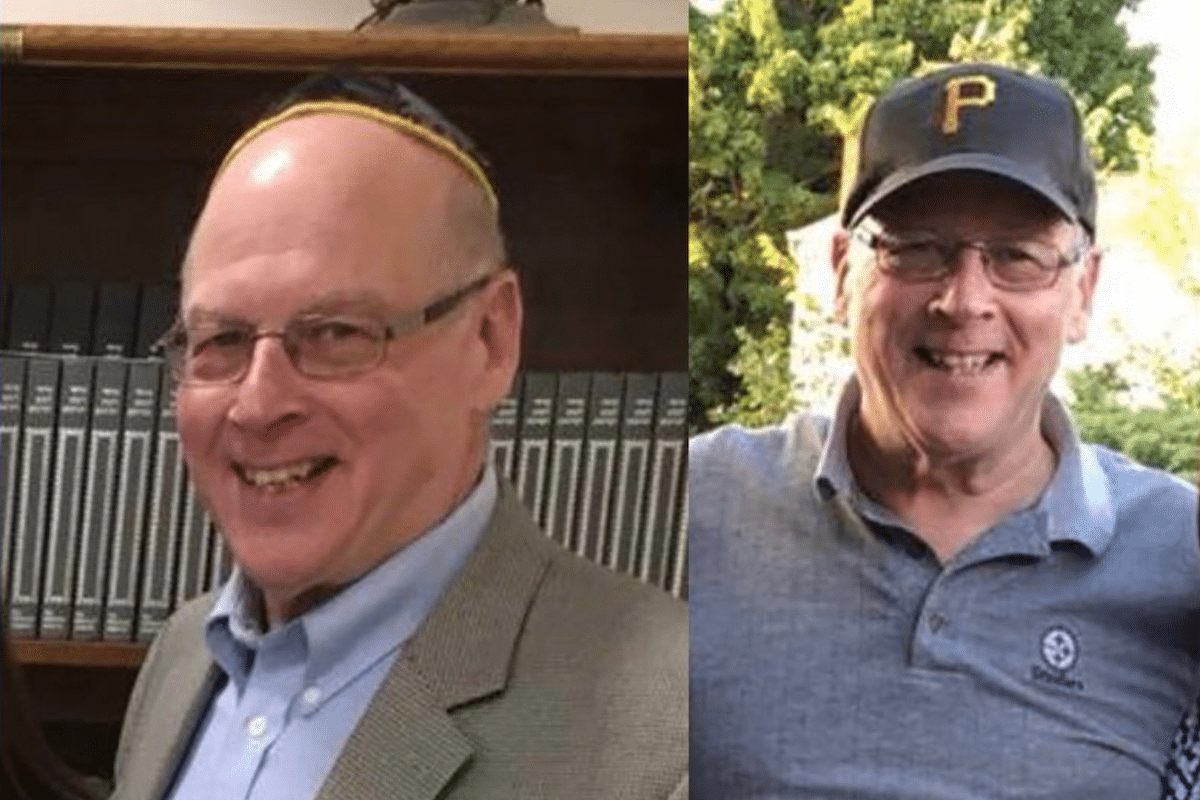 Pittsburgh synagogue shooting victims