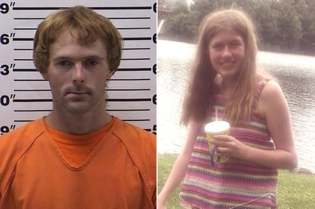 Kyle Jaenke-Annis and Jayme Closs