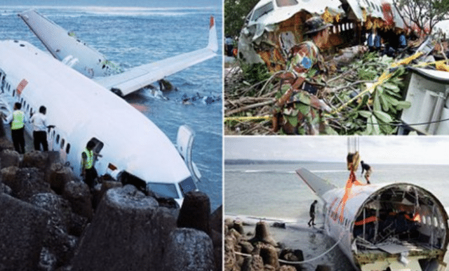 Lion Air plane crash