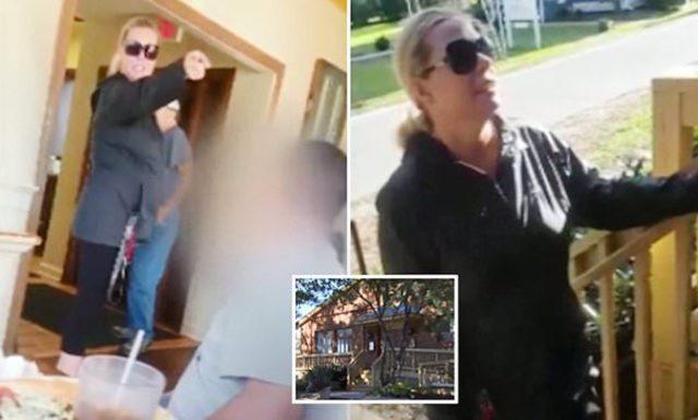Racist white woman harasses Guatemalan tourists