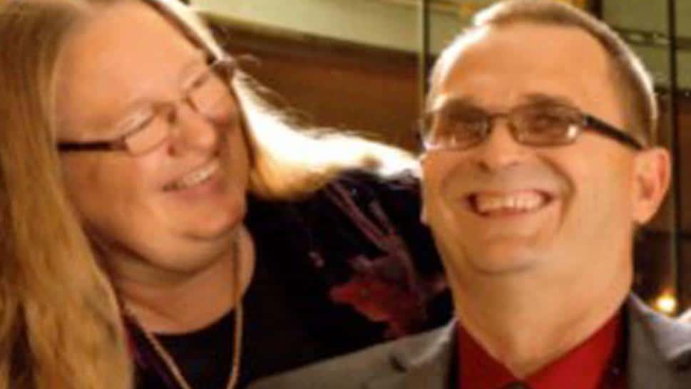 Gary Giles and Juanita Giles