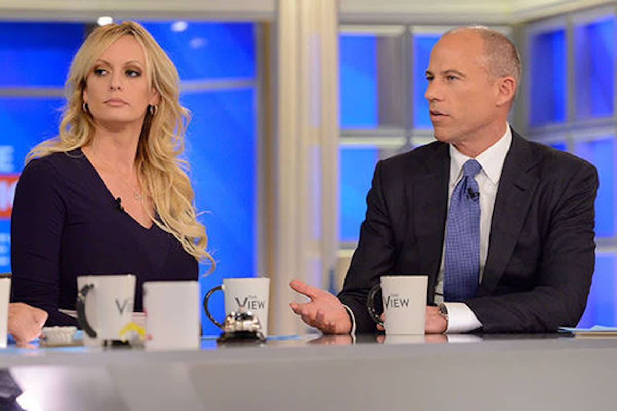 Michael Avenatti domestic violence