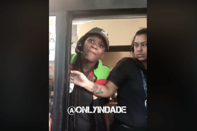 Miami Burger King worker fired video