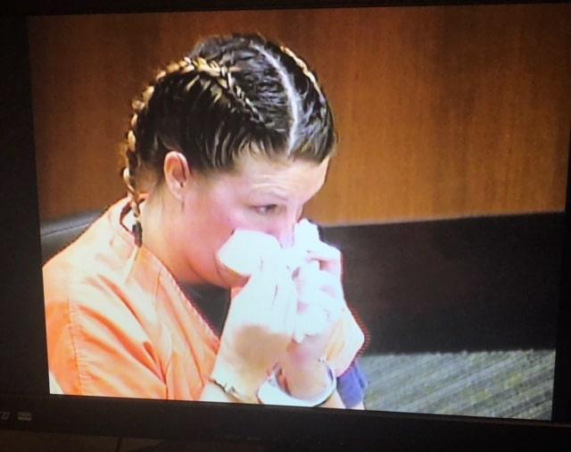 Shannon Moser sentenced