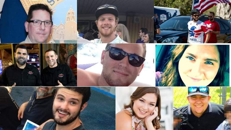 Thousand Oaks shooting victims