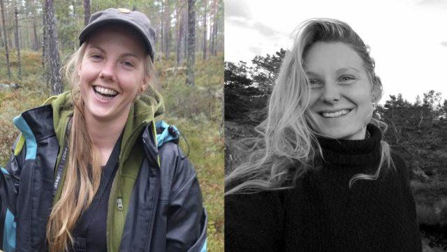Louisa Vesterager Jespersen and Maren Ueland