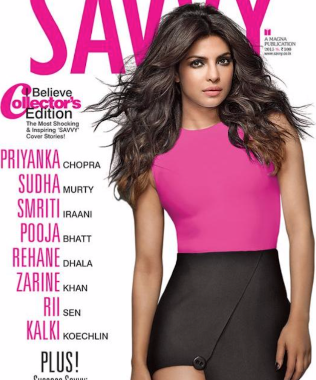 India's Top International Fashion Magazines