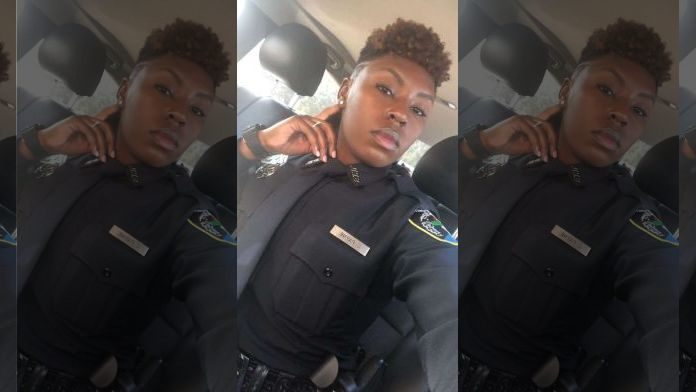 Officer Chateri Payne