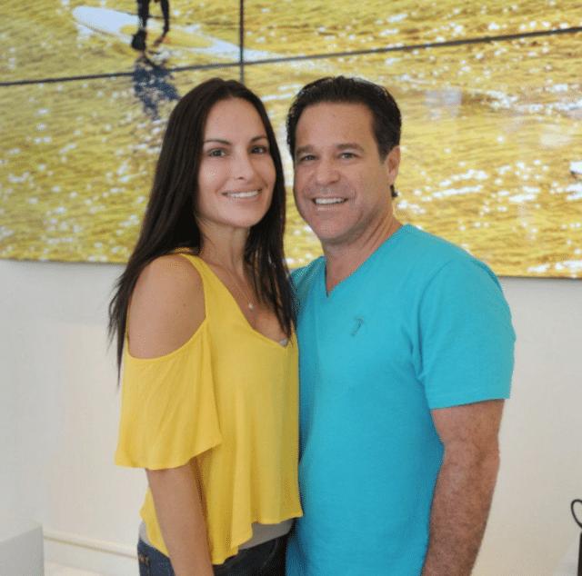 Dana Scalione and Mark Allen Bartlett