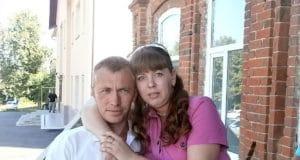 Slava Davydkin and Evgenia Davydkin