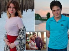 Alexandra Shaposhnikova and Oleg Myshadaev