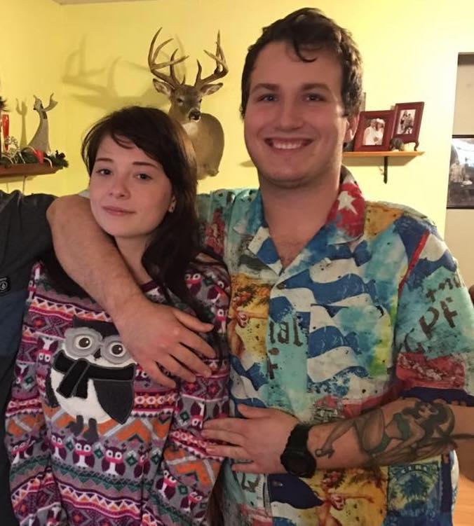 Samantha Jewel Hernandez and Lucas Truesdale