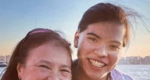 Jared Eng and Paula Chin