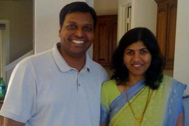 Sreenivas and Shanti Nakirekanti