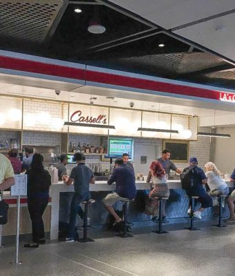 Where to eat at LAX