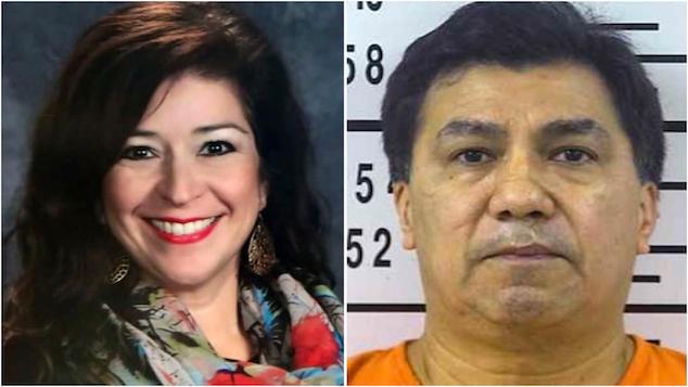 Houston Police Sgt. Hilario Hernandez and Belinda Hernandez