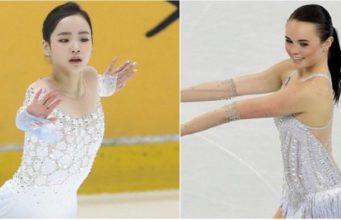 Mariah Bell and Lim Eun Soo