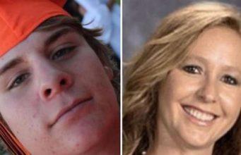Corbin Madison and Tennille Whitaker