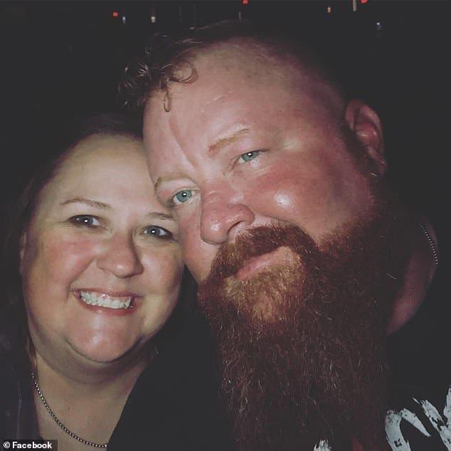 Brandon Husband and Lynn Husband