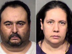 Jorge Murrieta and Brenda Acuna-Aguero