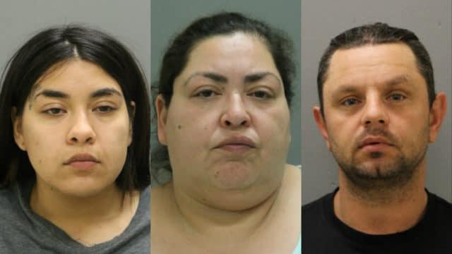 Clarisa Figueroa, Desiree Figueroa, Piotr Bobak,