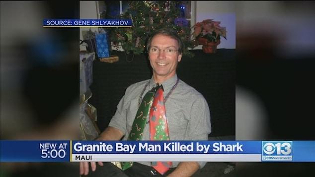 Thomas Smiley shark attack