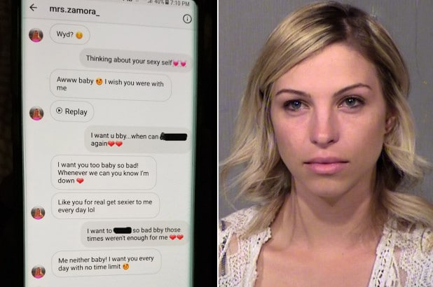 Brittany Zamora pleads guilty