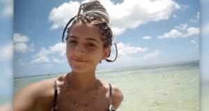 Candela Saccone Argentine teen