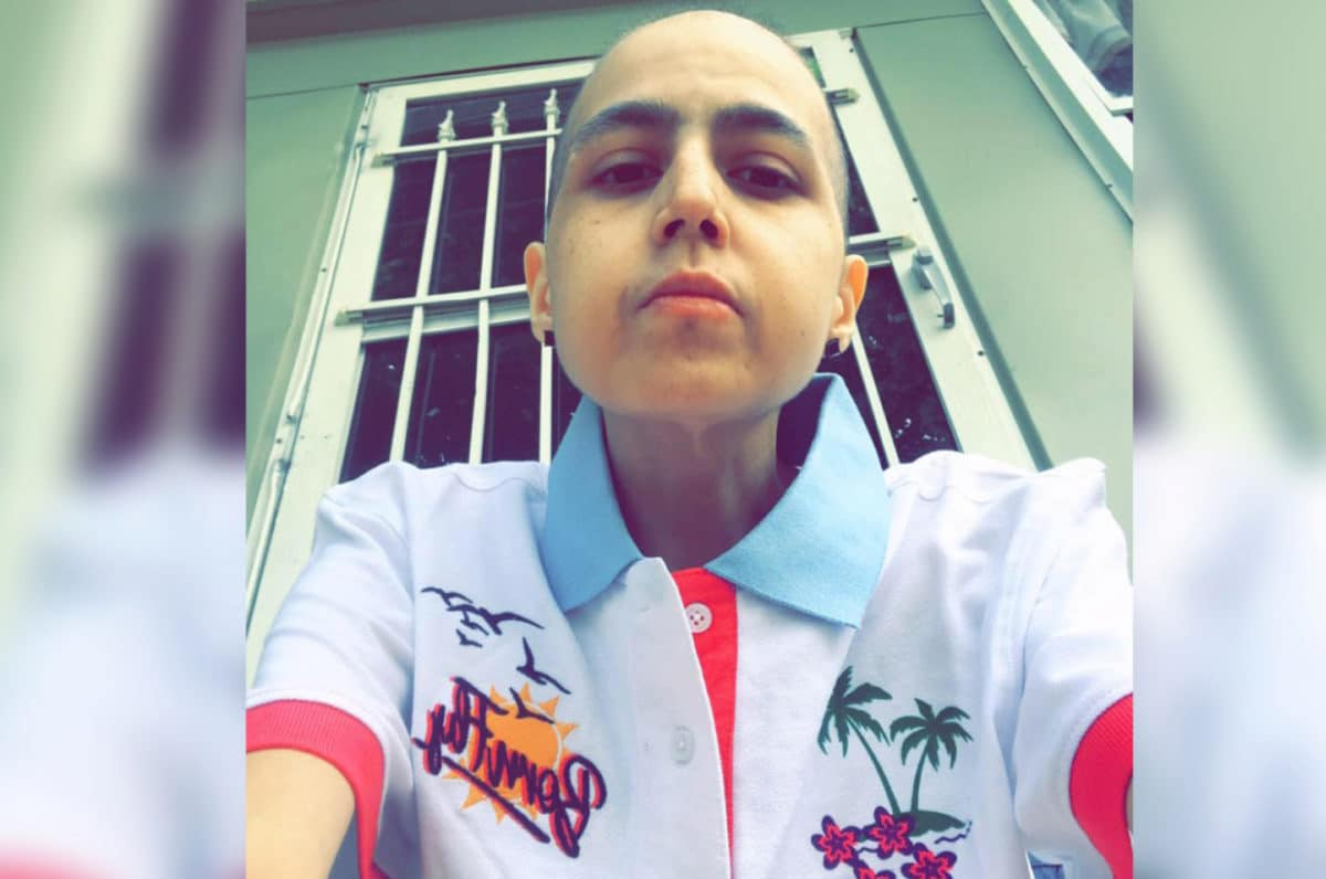 Chalise Scholl Peoria cancer patient