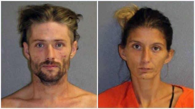 David Dexter and Christian Wilson Florida drug addict couple