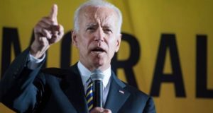 Joe Biden presidential run