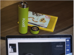 Kool8 water bottle