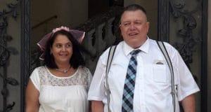Ralph Jankus German groom
