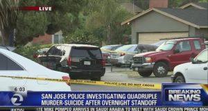 San Jose quadruple murder suicide