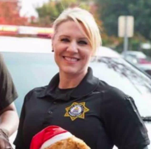 Shauna Bishop SheriPicff's Deputy
