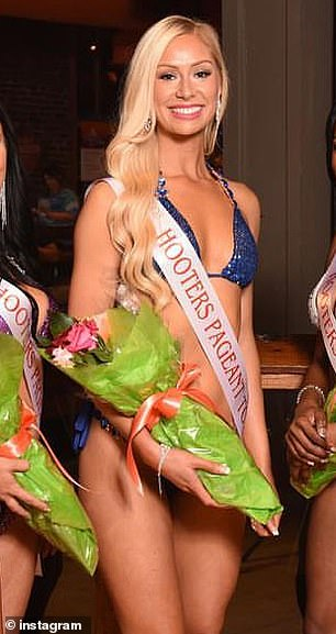 Miss Hooters Tennessee