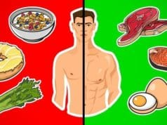 Food Items to Gain Weight for Men