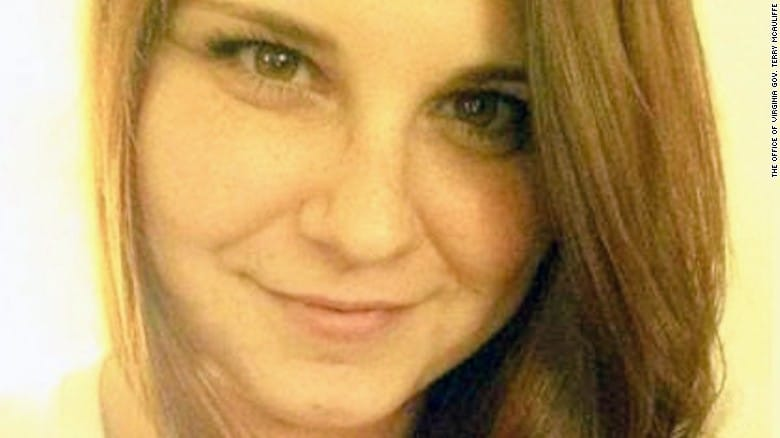 Heather Heyer Charlottesville protester killed