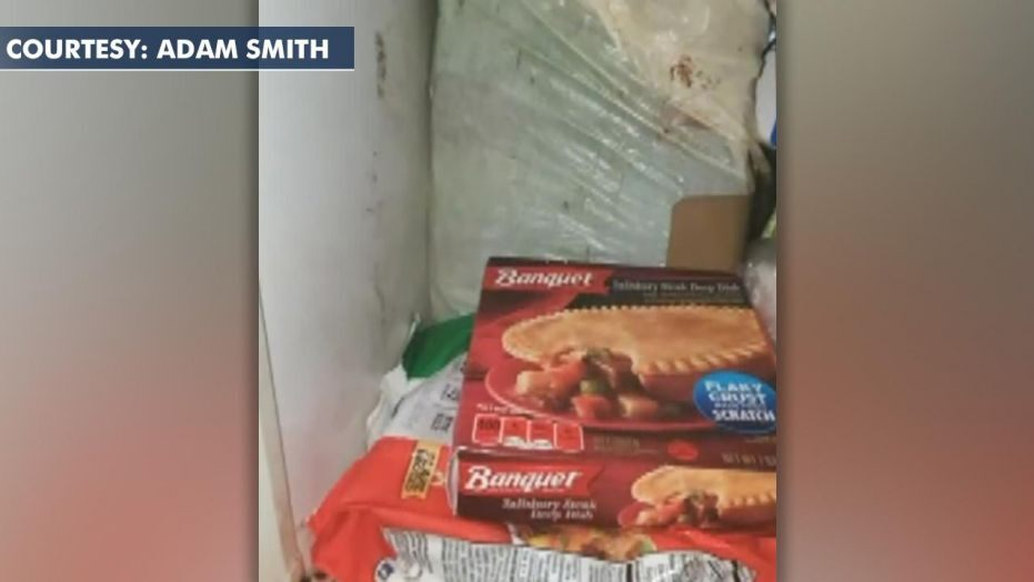 Man finds body of dead baby in his mother's freezer