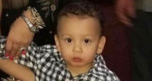 Sarbesh Gurung Denton 2 year old boy