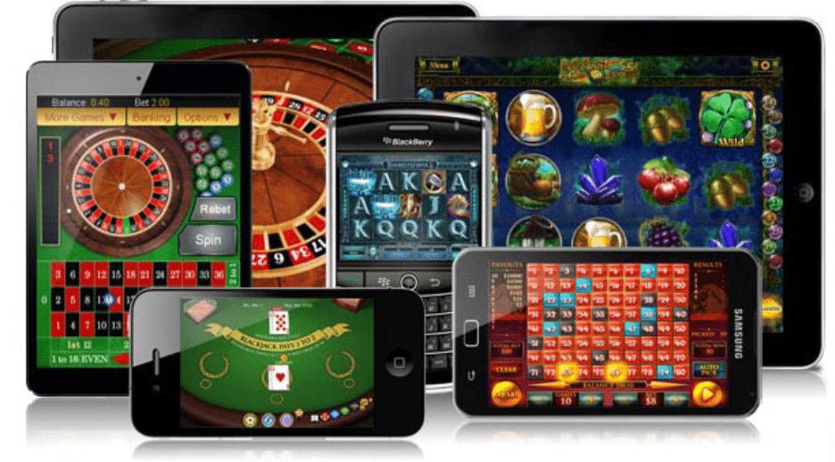 casino industry online