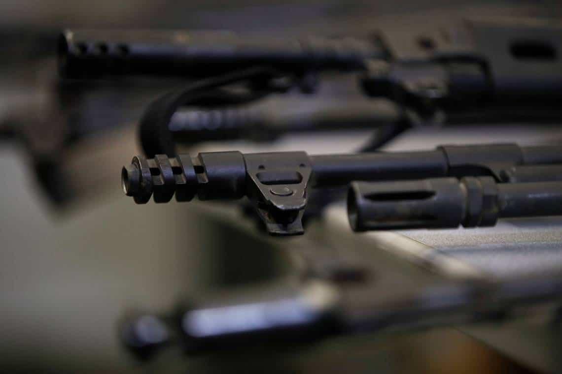 WASR 10 Gun used in Gilroy Garlic Festival Shooting
