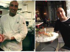Andrea Zamperoni Cipriani head chef
